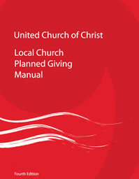 Large local church planned giving manual