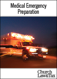 Large medical emergency preparation