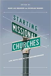 Large starting missional churches