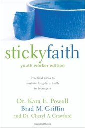 Large sticky faith youth worker edition