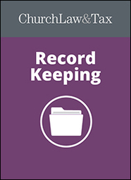 Large record keeping