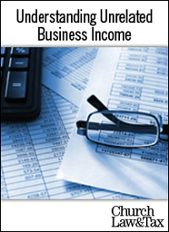 Large understanding unrelated business income