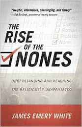 Large rise of the nones