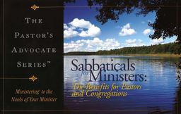 Large sabbaticals for ministers
