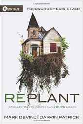 Large replant
