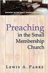 Large preaching small membership