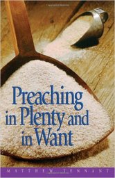 Large preaching plenty want