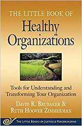 Large little book healthy organizations