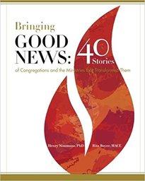 Large bringing good news