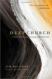 Large deep church