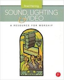 Large sound lighting video