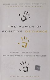 Large the power of positive deviance book