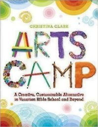 Large arts camp