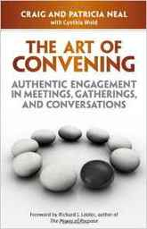 Large the art of convening