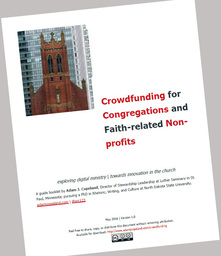 Large crowdfunding for congregations