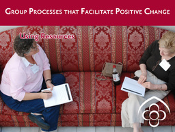 Large group processes that facilitate positive change