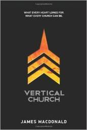 Large vertical church