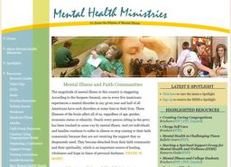 Large mental health ministries
