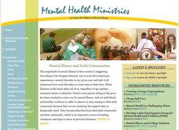 Large mental health ministries