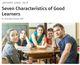 Thumb 7 characteristics learners