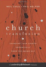 Large church transfusion