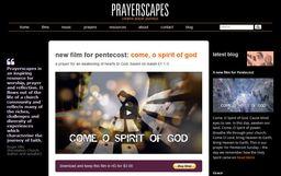 Large prayerscapes