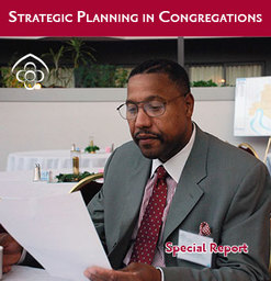Large strategic planning special report ad