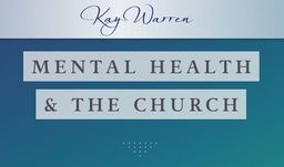 Large mental health and the church