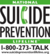 Thumb national suicide prevention lifeline