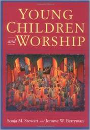 Large young children and worship