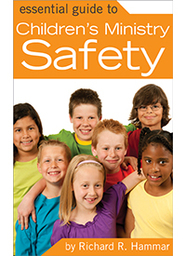 Large essential guide to childrens ministry safety