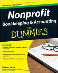 Large nonprofit bookkeeping