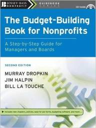Large the budget building book