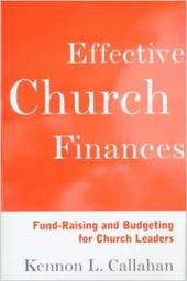 Large effective church finances