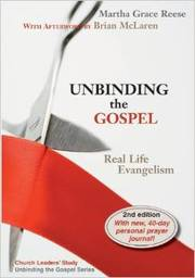 Large unbinding the gospel