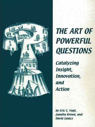 Large the art of powerful questions