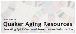 Large quaker aging resources