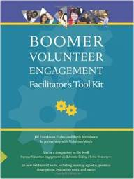 Large boomer volunteer engagement