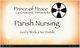 Thumb gods work parish nursing