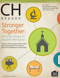 Large church health reader