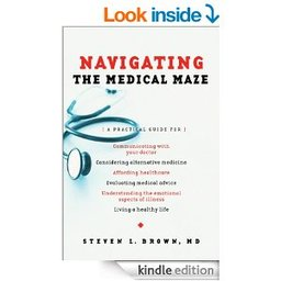 Large navigating medical maze