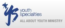 Large youth specialties blog