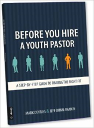 Large before you hire a youth pastor