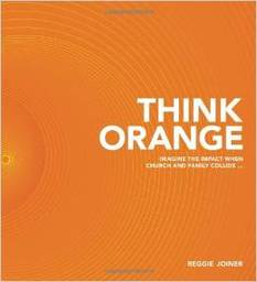 Large think orange