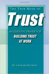 Large thin book of trust
