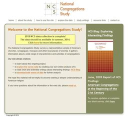 Large national congregations study2