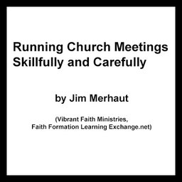 Large running church meetings