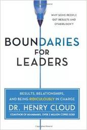 Large boundaries for leaders