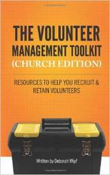 Large volunteer management toolkit