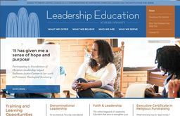 Large leadership education duke divinity